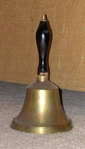 Guernsey Dale school bell