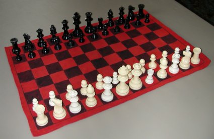 courier chess