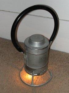 railroad brakeman's lantern