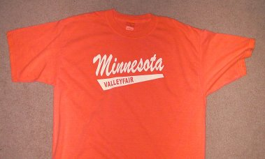 Valleyfair T-Shirt