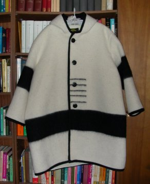wool capote