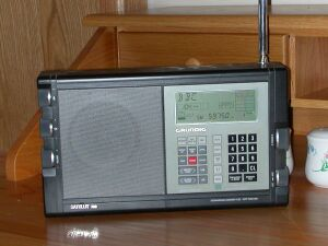 My Grundig Satellit 700